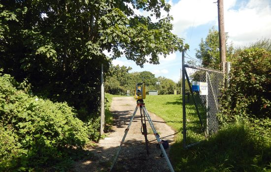 Land survey, Hailsham