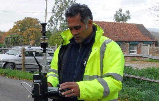 Peter Almeida, Senior Land Surveyor