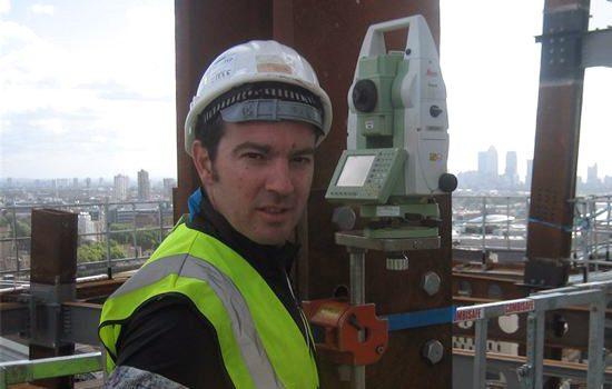 Shane Jones, Senior Land Surveyor