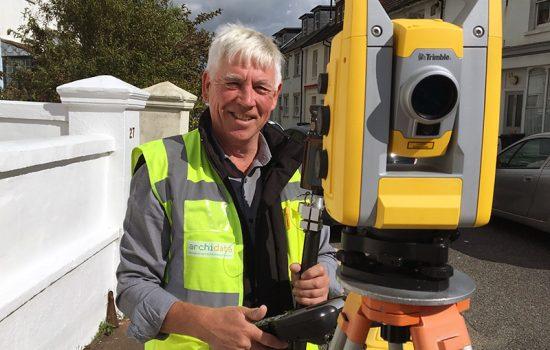 Stephen Cox, Senior Land and Building Surveyor